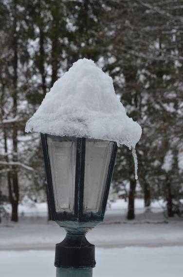 Snow hat!