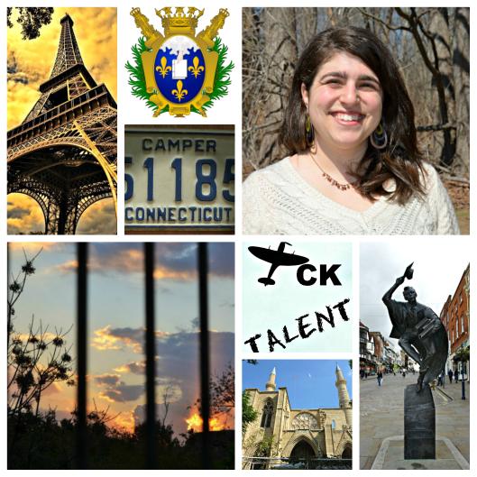 Dounia Bertuccelli TCK Talent